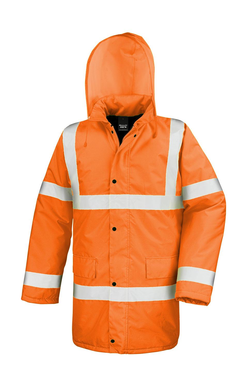 Core Hi-Vis Motorway Coat