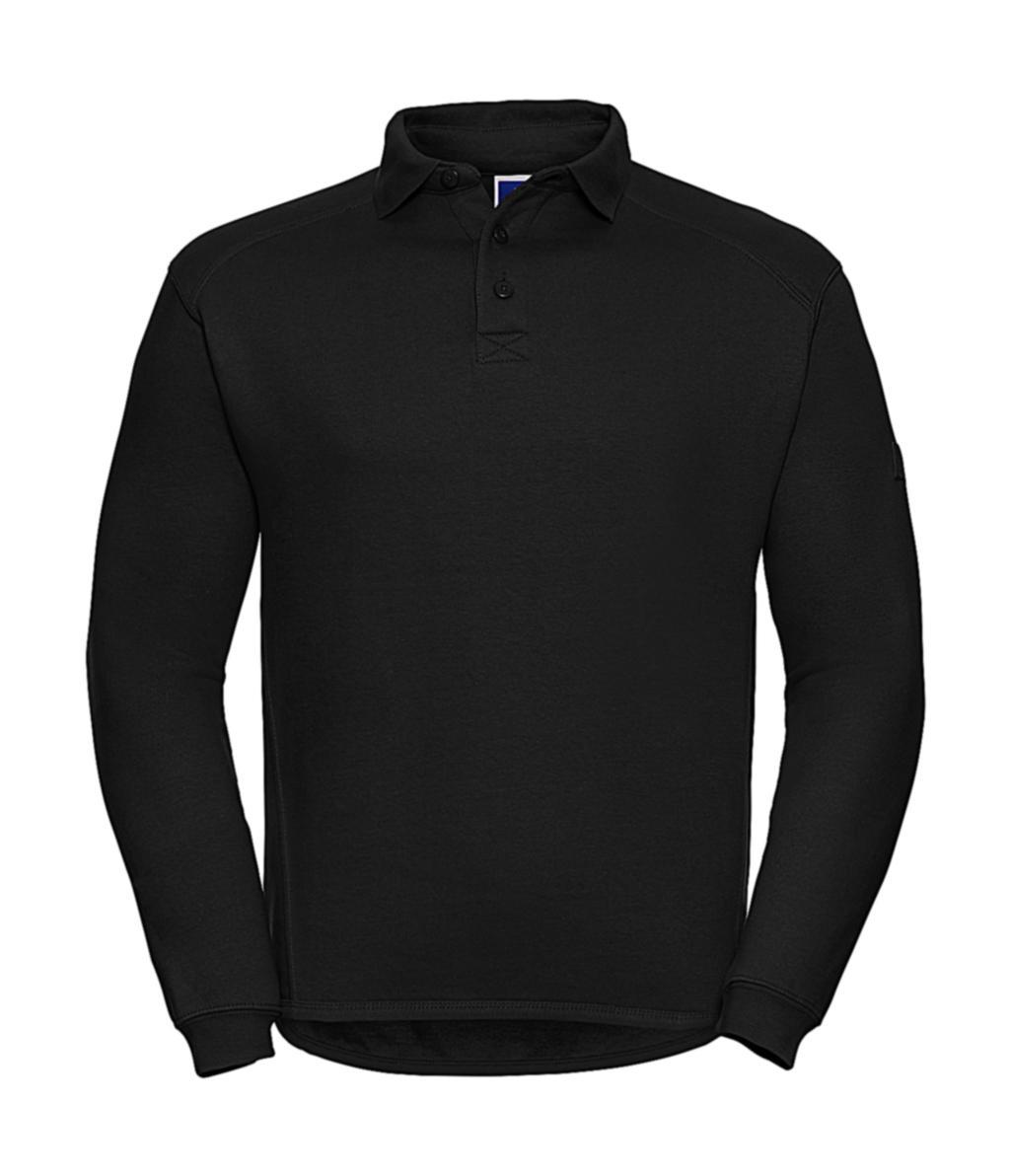 Heavy Duty Collar Sweatshirt