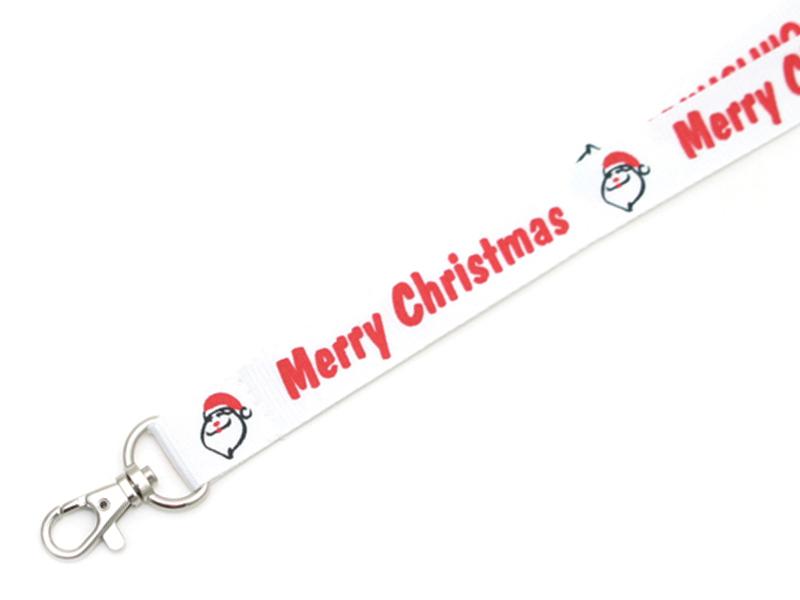 Logoband Christmas (From Stock)