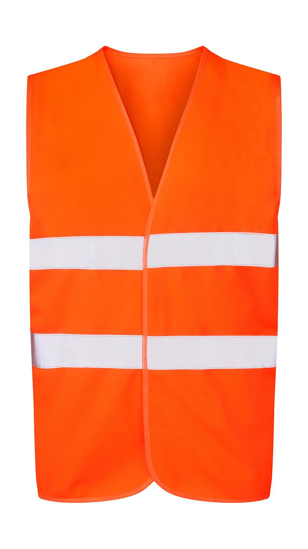2-Band Safety Waistcoat Class 1/Class 2