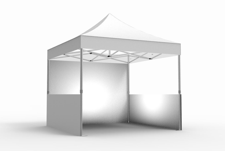 Canopy tent 3 x 3 m
