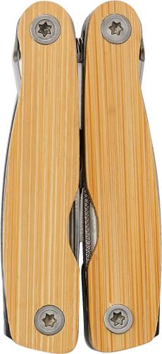 Bamboo multi-tool