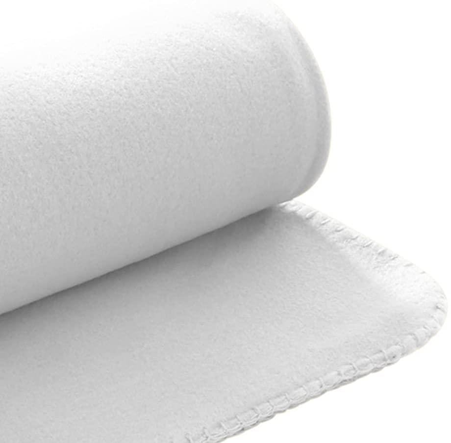 Enfärgad filt i fleece