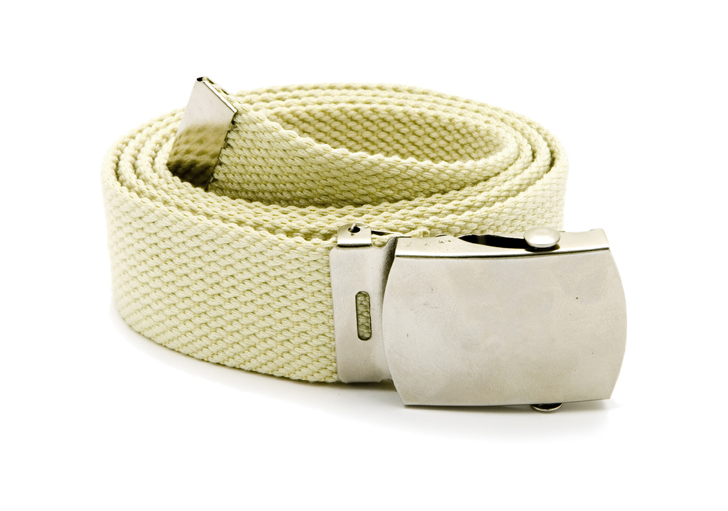 Army belt 35 mm (beige)