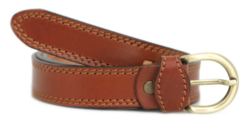 Fashion belt E (brown)