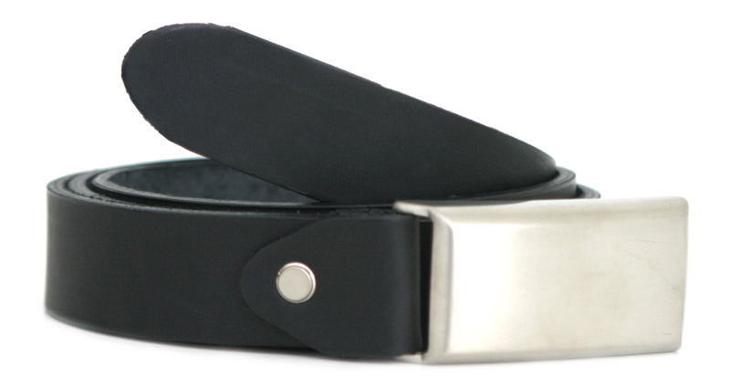 Fashion belt H (black)