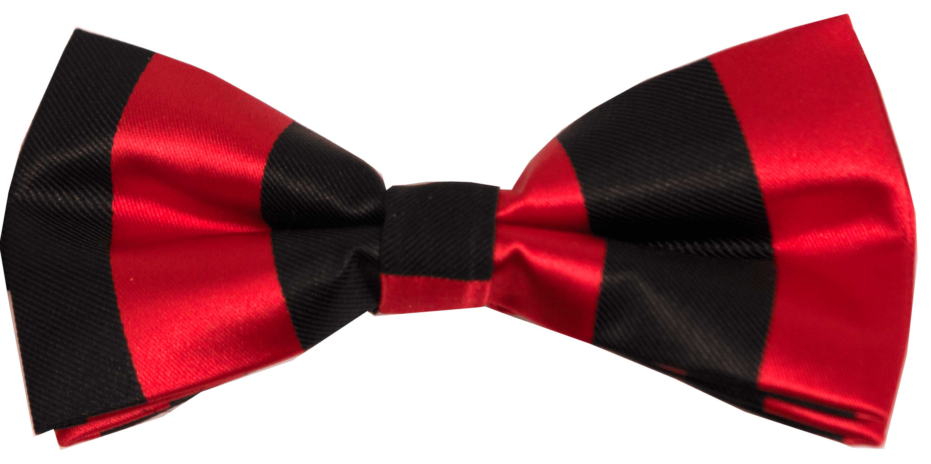Fluga (röd och svart)