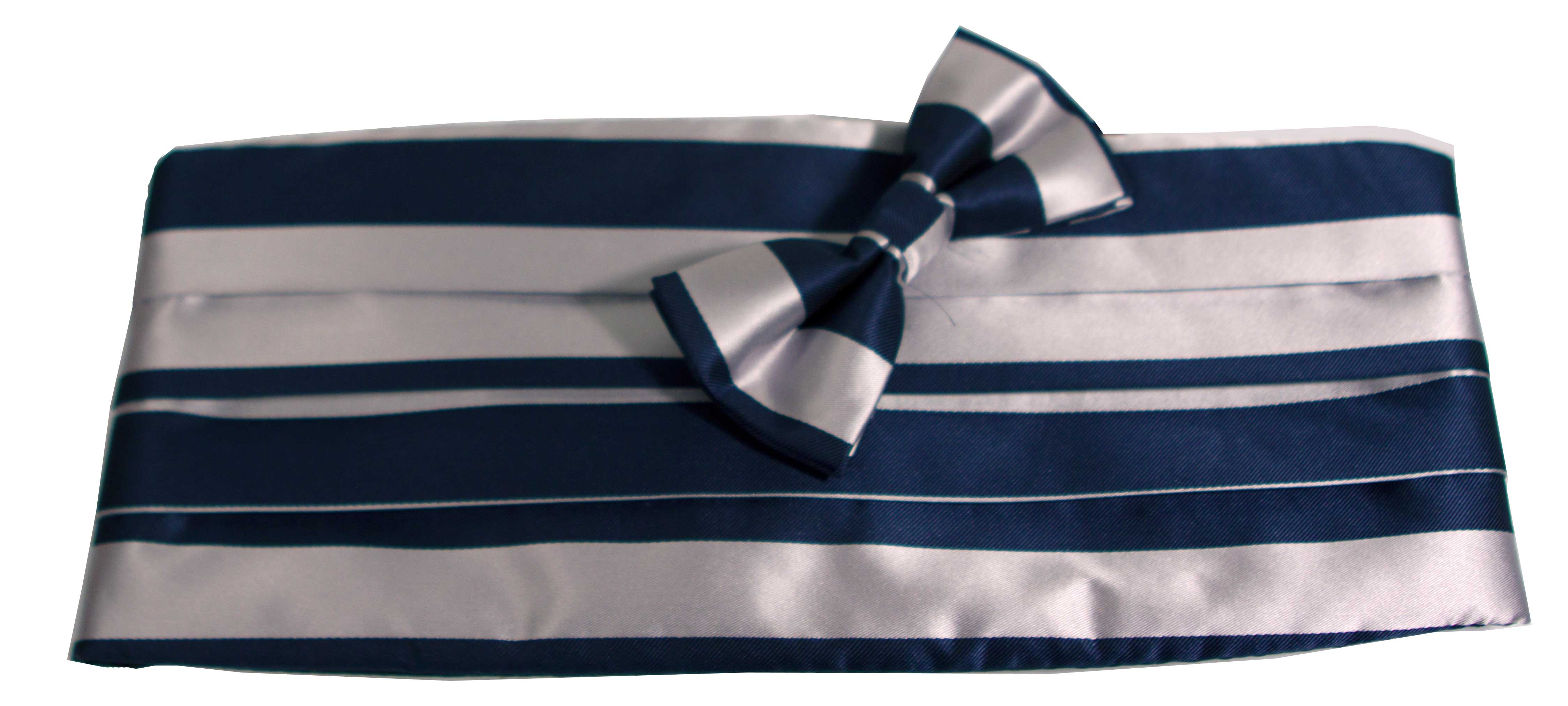 Cumberband (blue and grey)