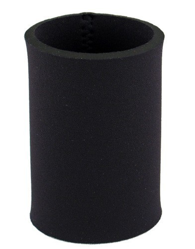 Neoprene can cooler (round)
