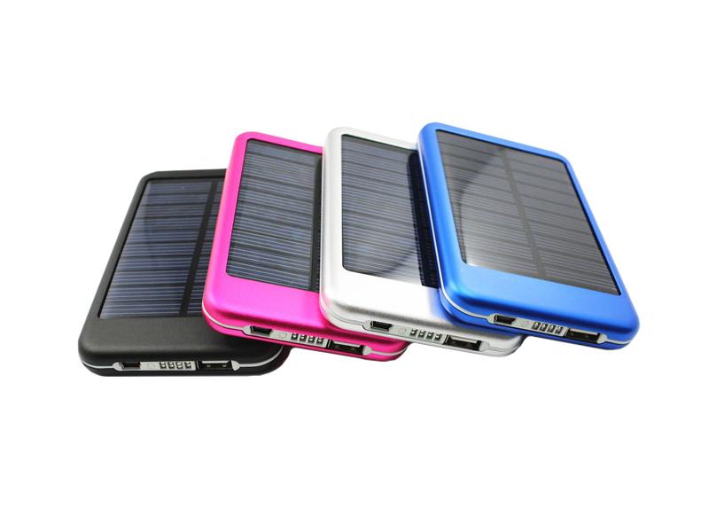 Solar Powerbank 2600 mAh