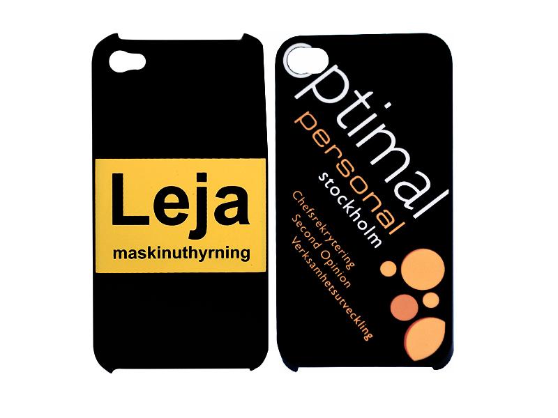 Mobilskal i PVC (iPhone 8 plus)