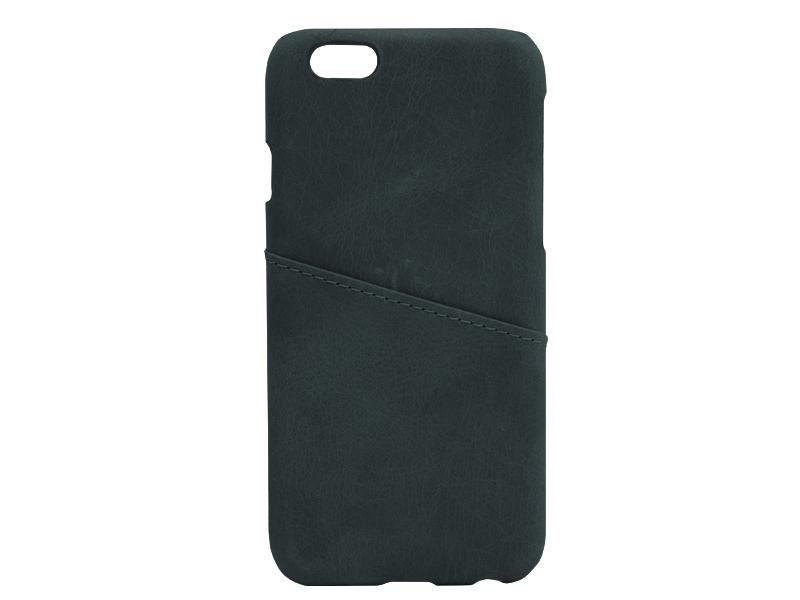 Mobilskal i PU läder (iPhone)