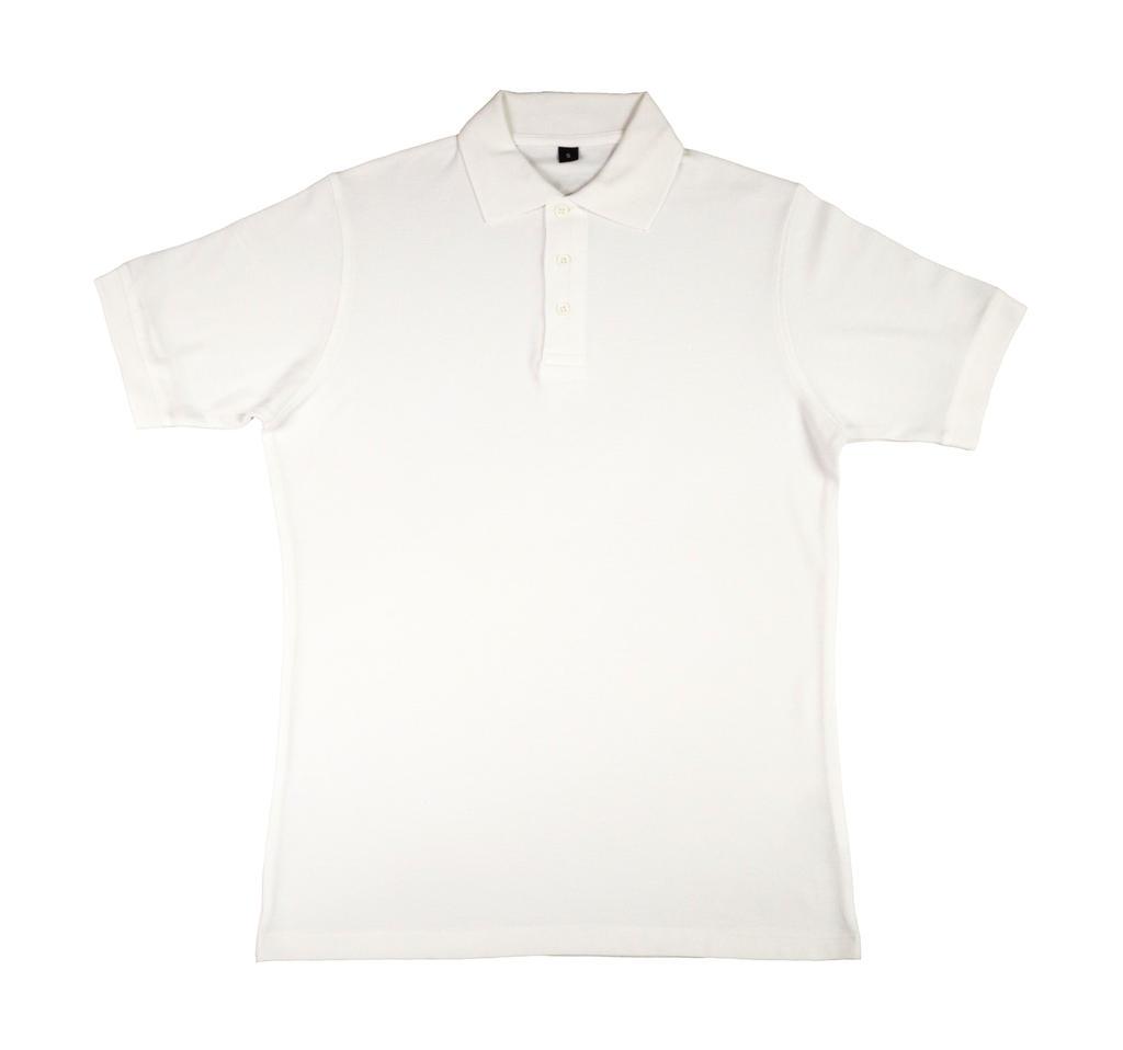 Charlton Men`s Viscose-Cotton Pique-Polo