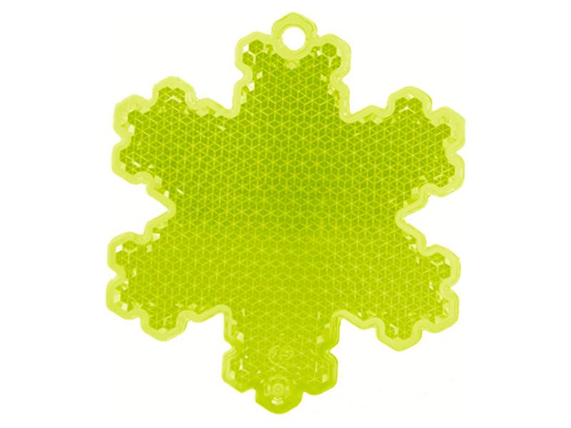 Hard reflector (Snowflake)