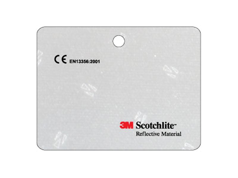 Soft reflector card