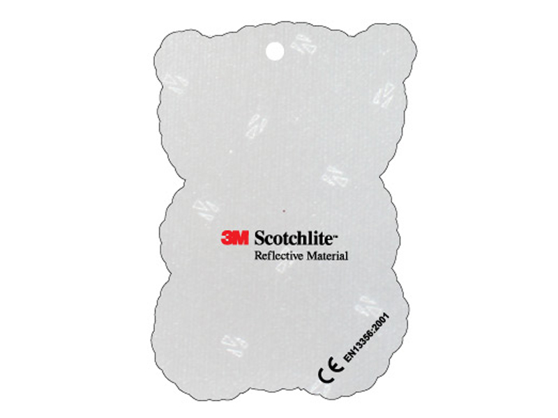 Mjuk reflex björn