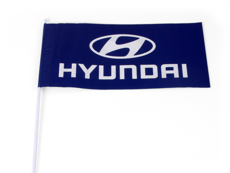 Paper flag (21 x 15 cm)