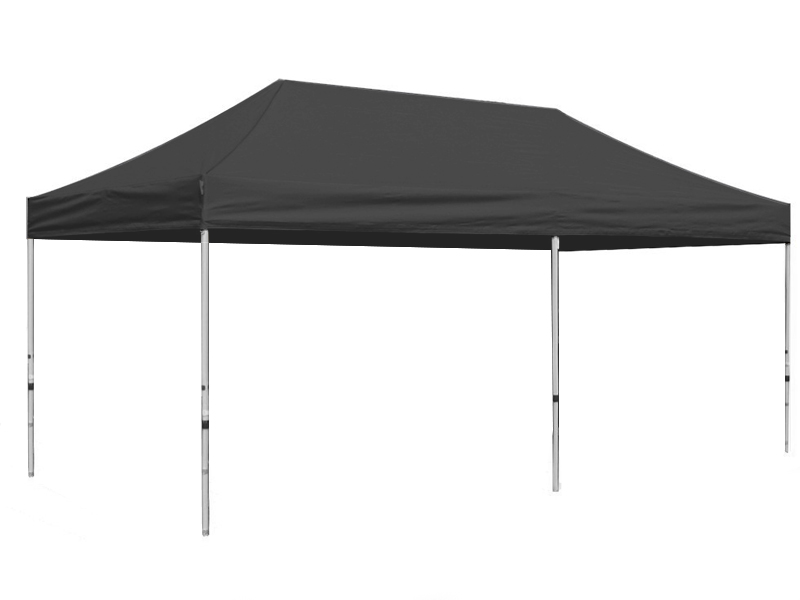 Canopy tent with roof 6 x 3 m