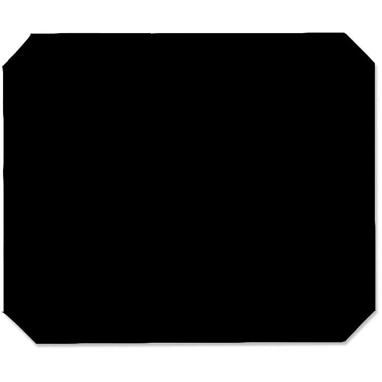Isskrapa rektangel