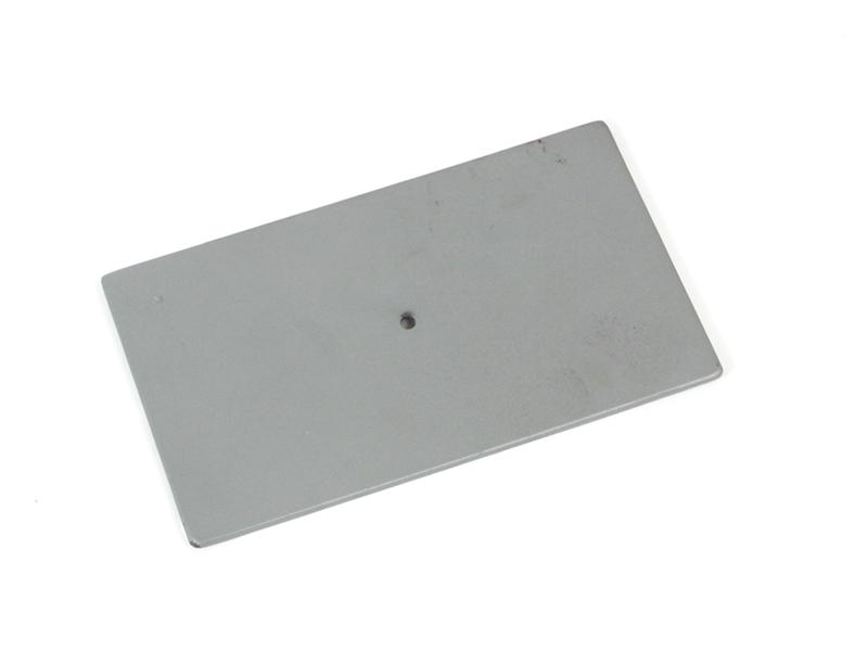 Ground plate 18 x 30 cm