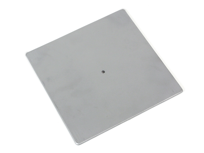 Ground plate 30 x 30 cm