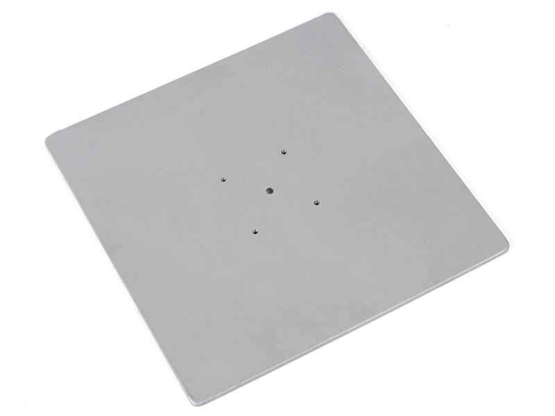 Ground plate 40 x 30 cm