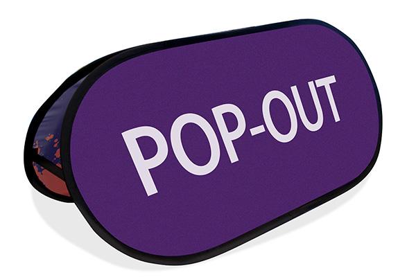 Popout (120x60 cm)