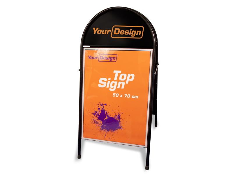 Sign Top (70 x 100 cm)