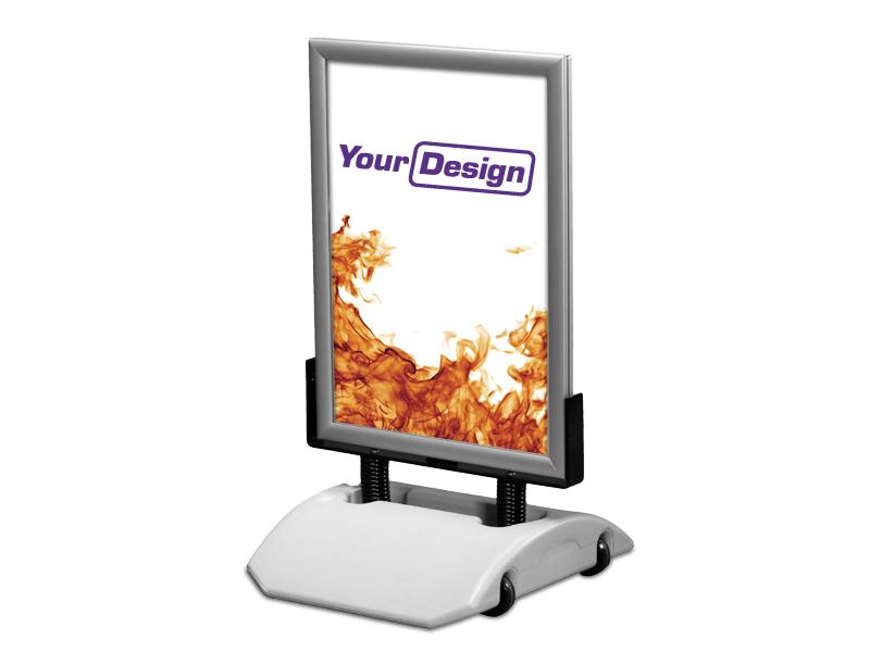Sign Wind Smart (50 x 70 cm)