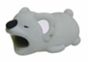Cable cover (Koala) for iPhone