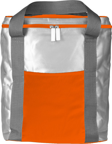 Polyester (420D) cooler bag
