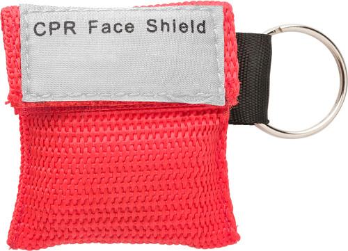 HLR-mask i plast, i polyester (600D) påse