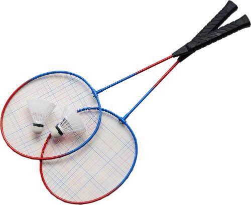 Metal badminton set