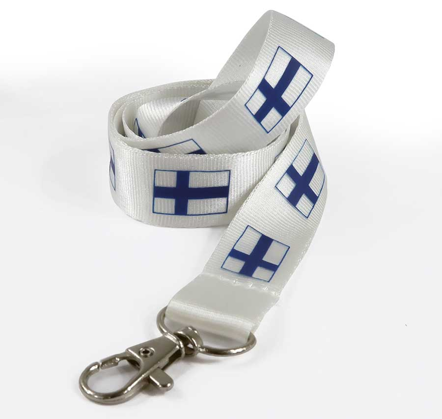 Logoband Finland (From Stock)