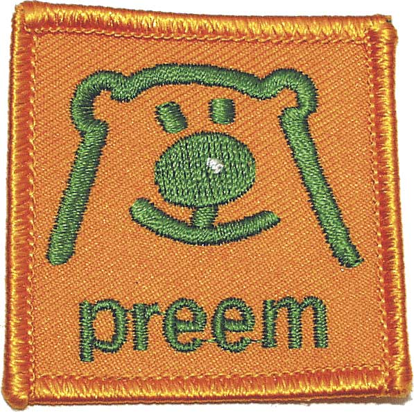 Embroidered emblems
