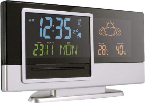 ABS weather station