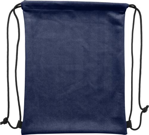Polyester (210D) drawstring backpack