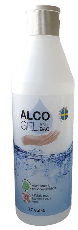 Alcogel, 500 ml