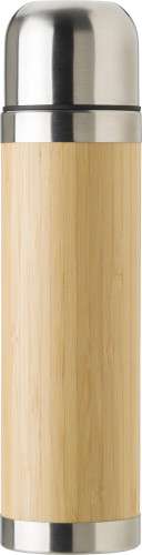 Bamboo thermos bottle (400 ml)