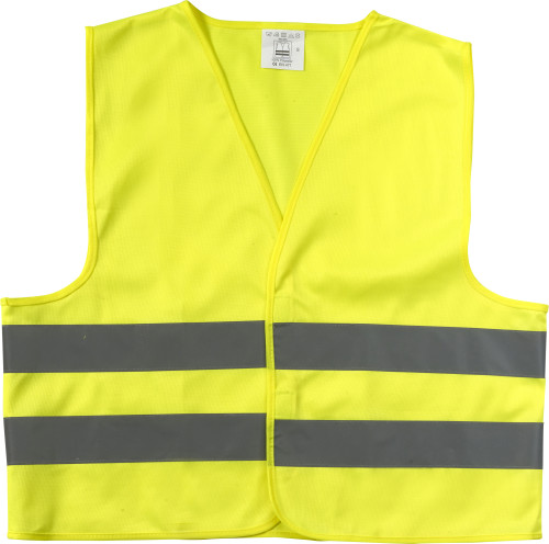 Polyester (75D) safety jacket