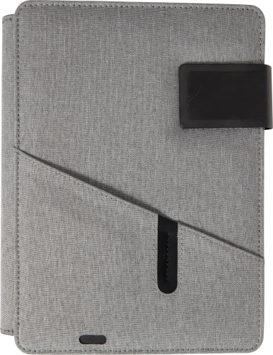 Polyester document folder