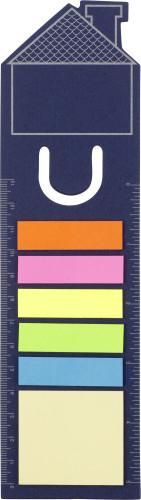 Cardboard bookmark