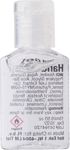 Hand gel, 15 ml