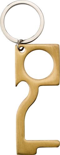 Copper door opener