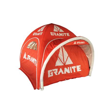Inflatable  tent 3x3 m