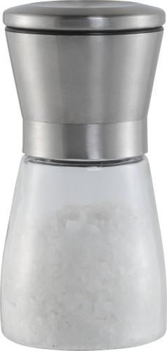 Salt- och pepparkvarnar i rostfritt stål och glas