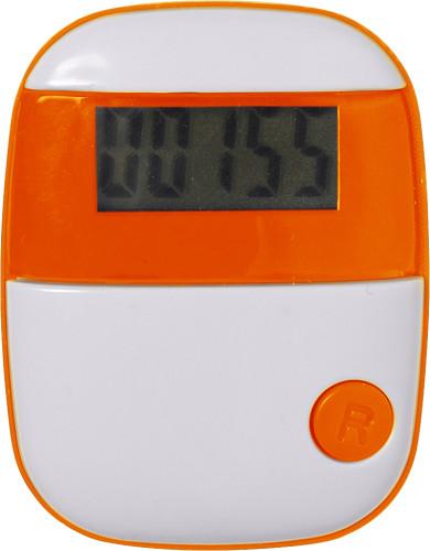 ABS pedometer