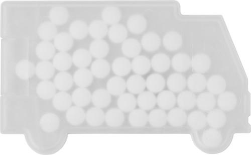 PP case with mints