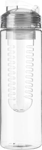 Vattenflaska (650 ml) med behållare för smaksättning