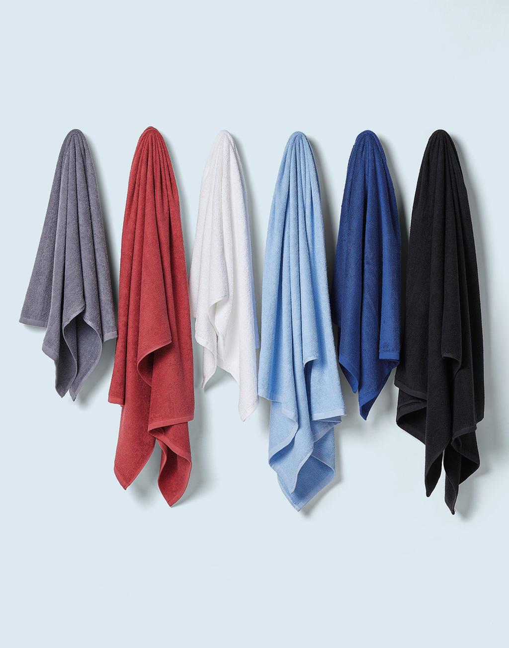 Ebro Sauna Towel 100x180cm